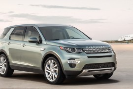 Land Rover Discovery Beitragsbild