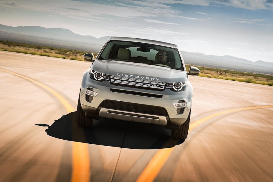 Land Rover Discovery Sport 2015 - 1