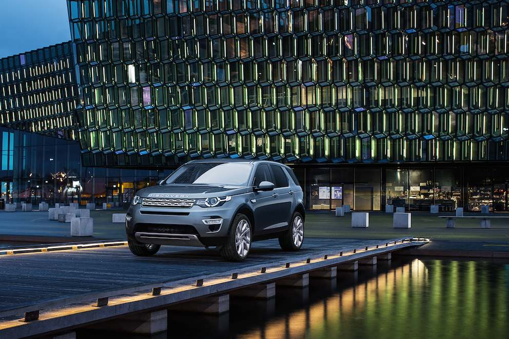 Land Rover Discovery Sport 2015 - 10