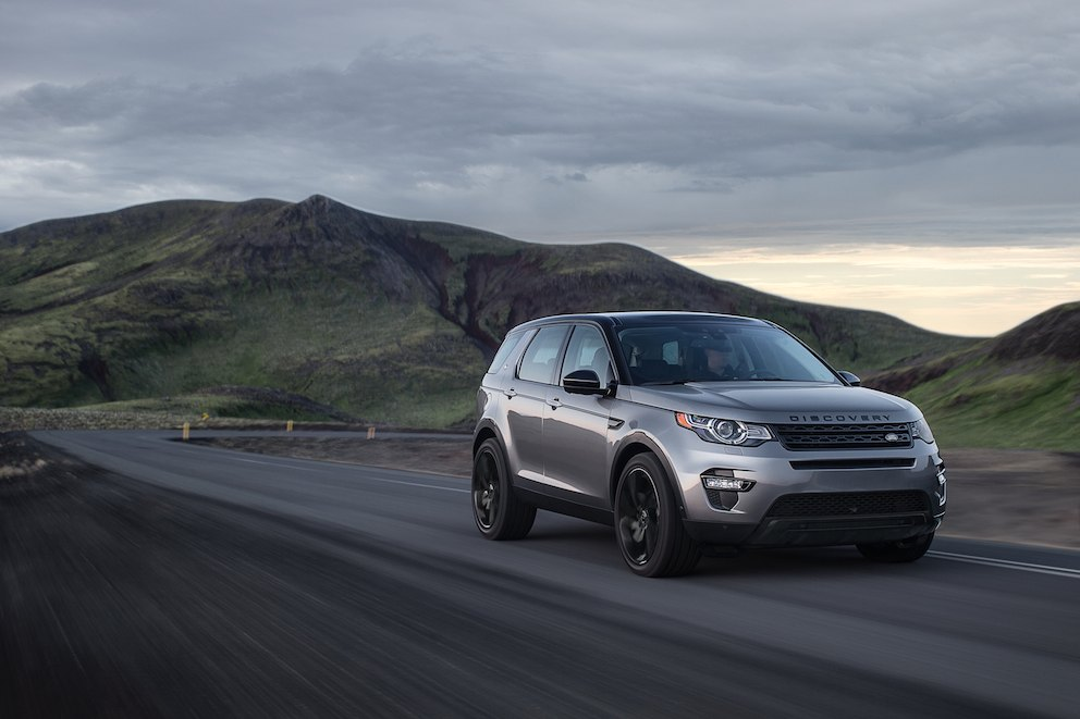 Land Rover Discovery Sport 2015 - 11
