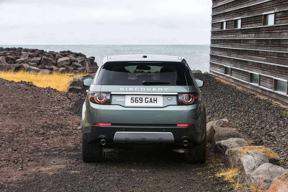 Land Rover Discovery Sport 2015 - 14