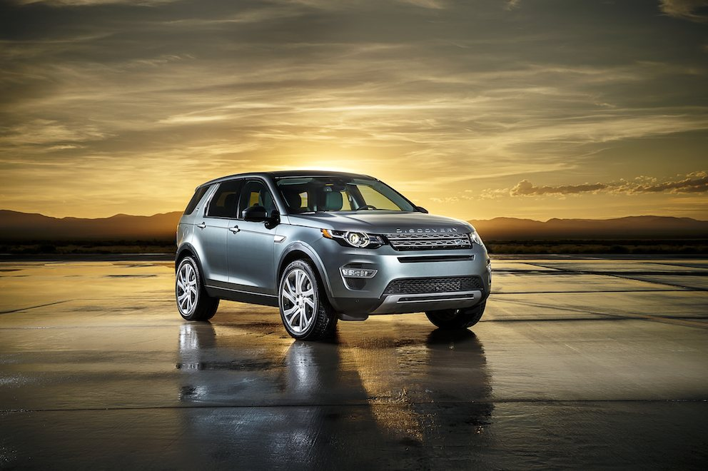 Land Rover Discovery Sport 2015 - 3