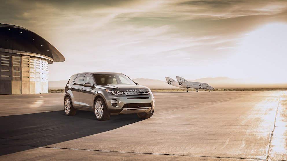 Land Rover Discovery Sport 2015 - 4