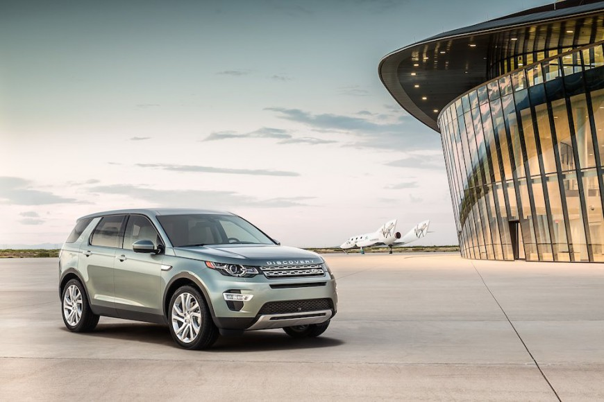 Land Rover Discovery Sport 2015 - 6