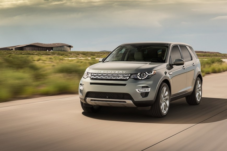 Land Rover Discovery Sport 2015 - 8
