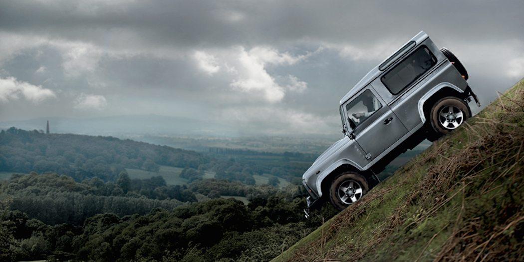 Land Rover defender günstig gebraucht