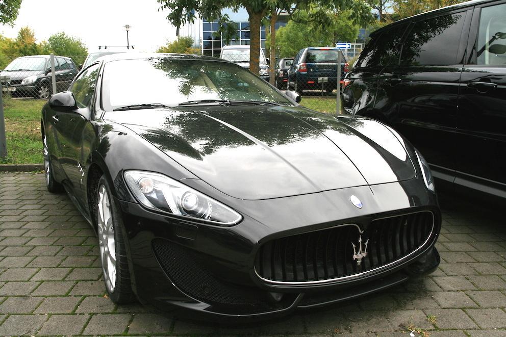 Maserati GranTurismo S Regensburg