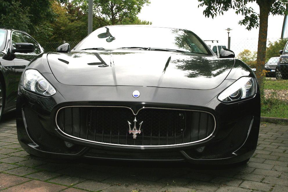 Maserati GranTurismo S kaufen