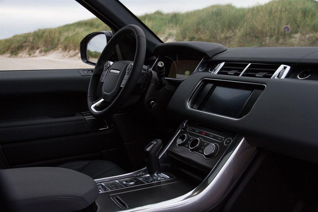 Range Rover Sport günstiger Gebrauchtwagen