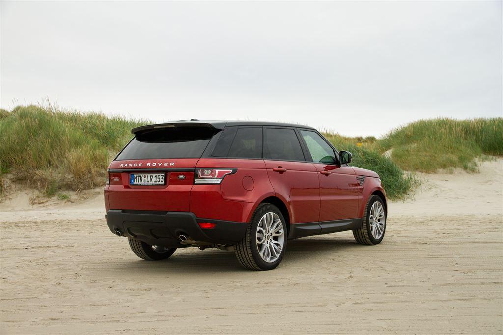 Range Rover Sport gebraucht günstig