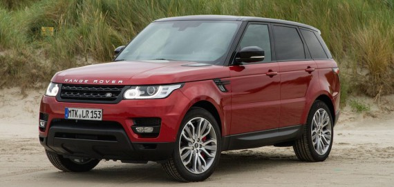 range rover sport svr die suv rakete g nstig kaufen. Black Bedroom Furniture Sets. Home Design Ideas