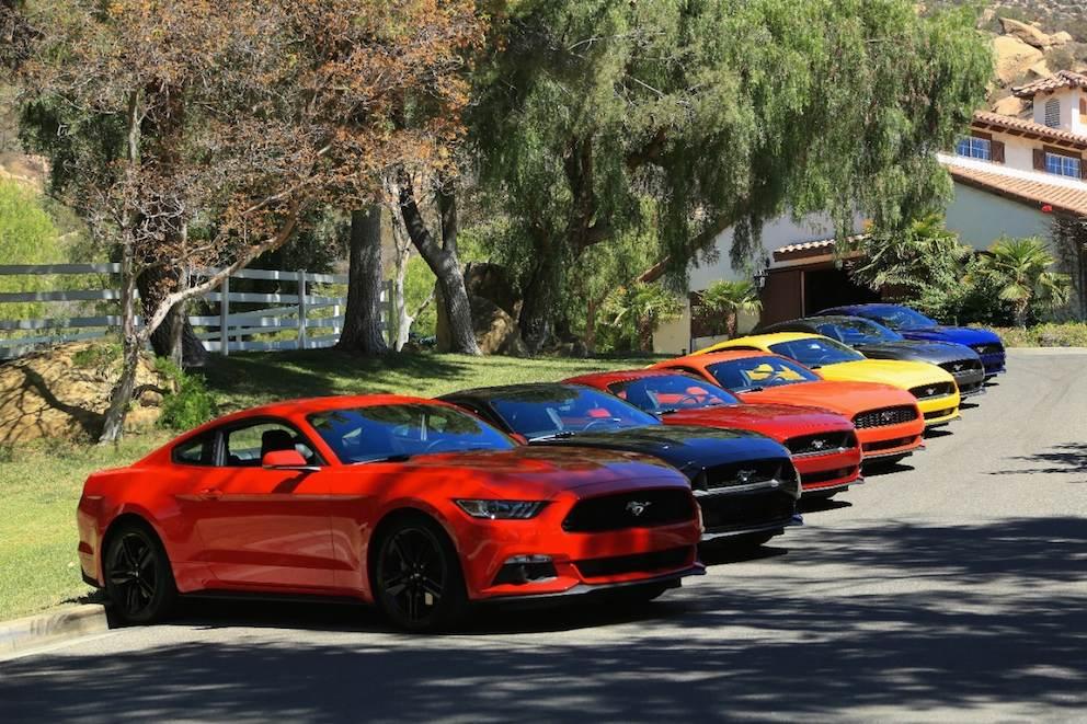 Ford Mustang Fahrbericht 2