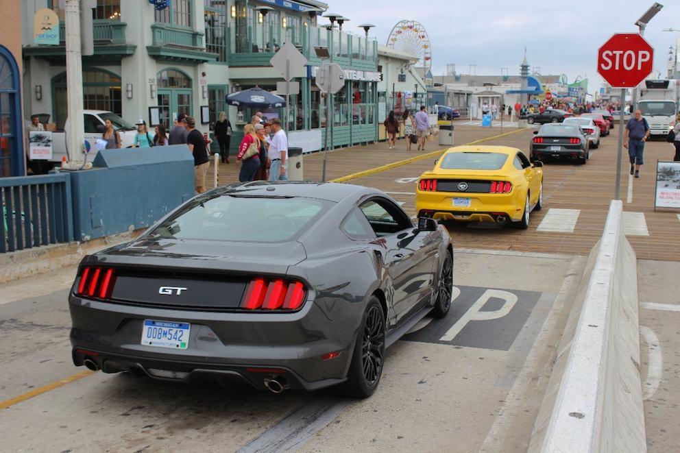 Ford Mustang Fahrbericht 3
