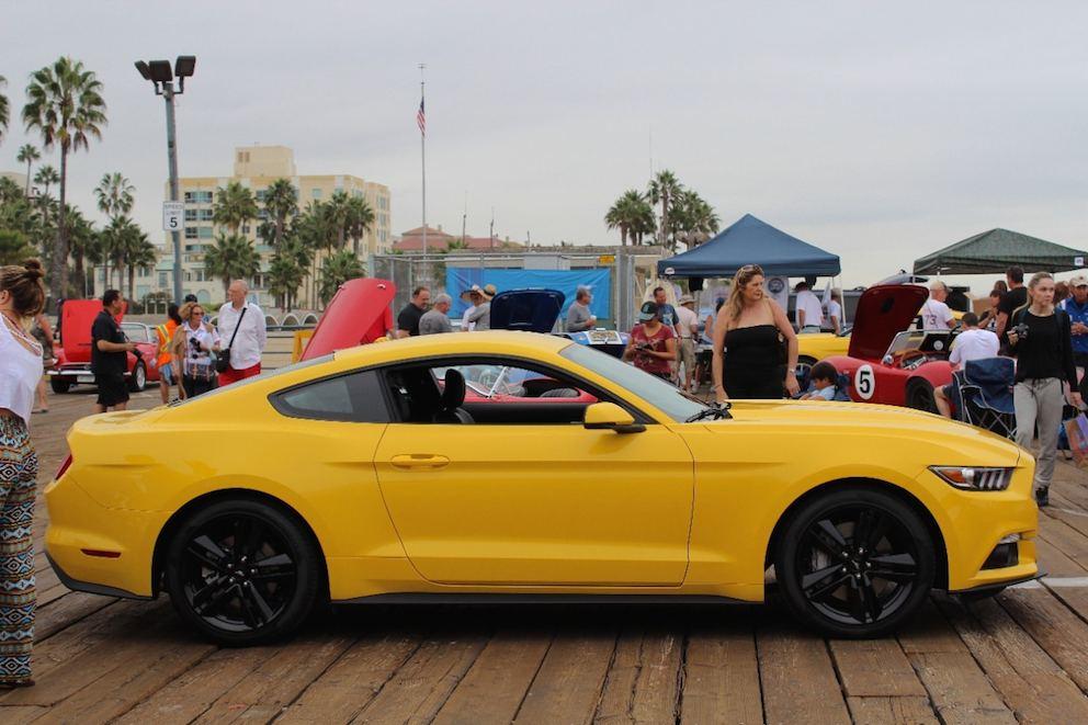 Ford Mustang Fahrbericht 4