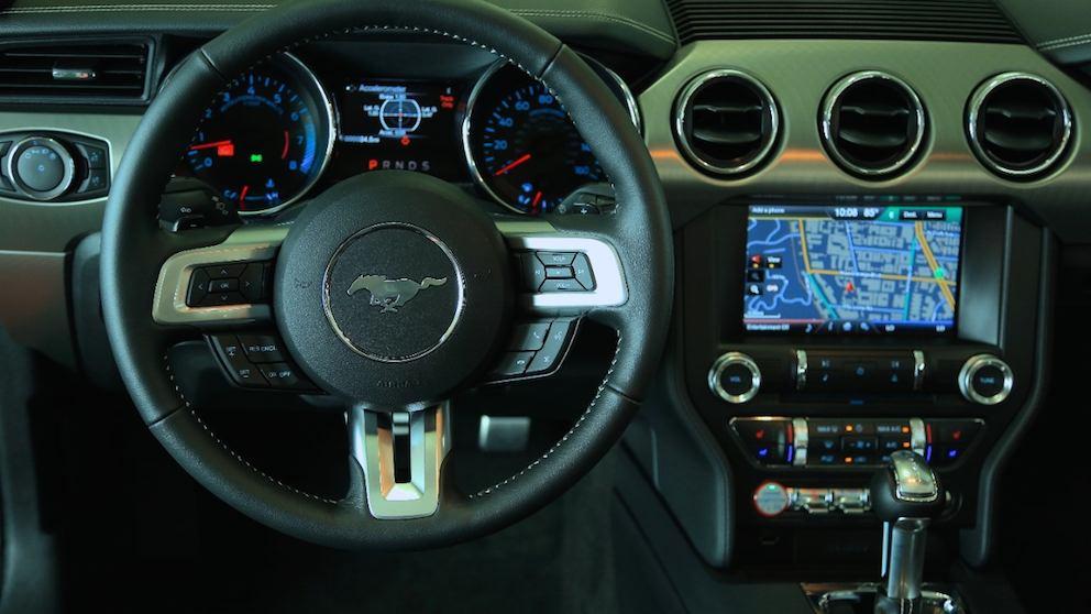 Ford Mustang Fahrbericht 6