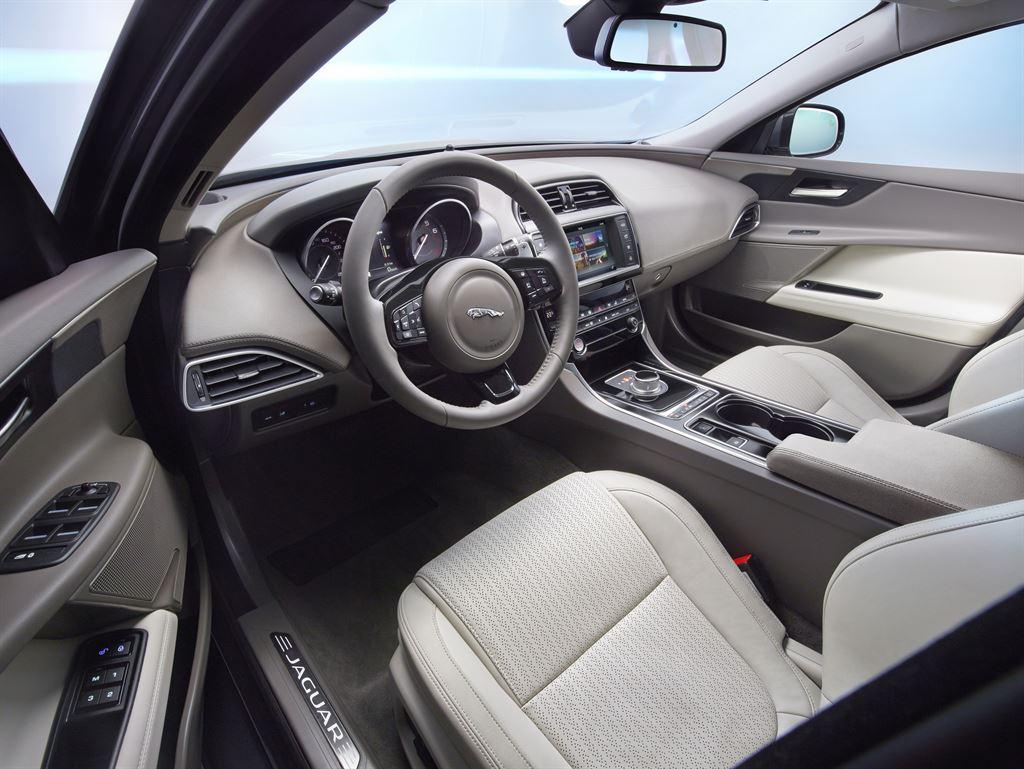 Jaguar XE Innenausstattung
