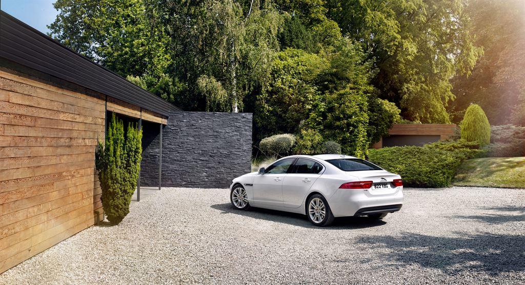 Jaguar XE Rabatt