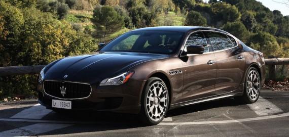 Maserati Quattroporte Gebrauchtwagen kaufen