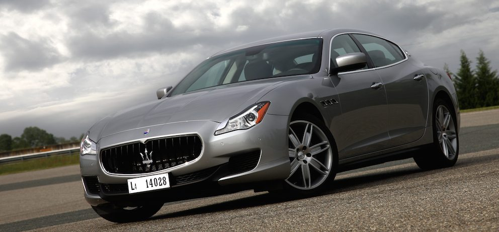 Maserati Quattroporte billig kaufen