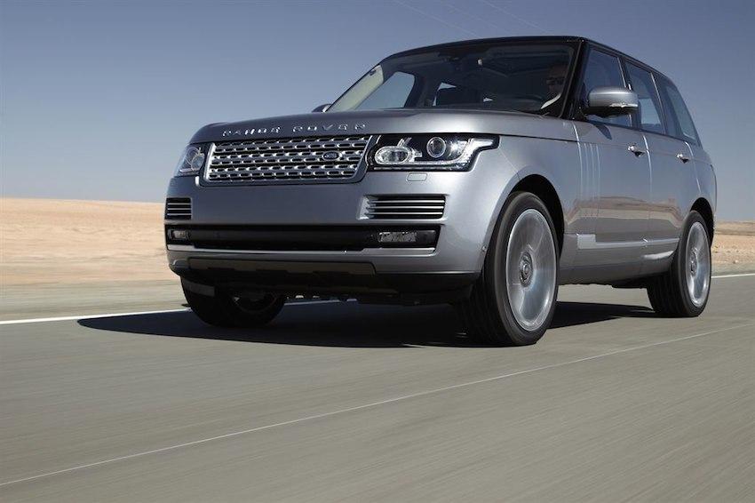 Range Rover Gebrauchtwagen günstig kaufen