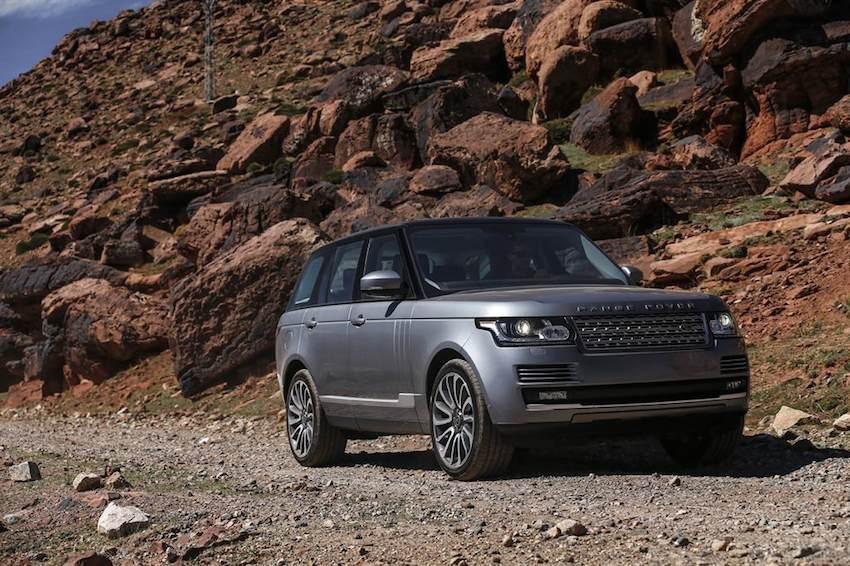 Range Rover günstig gebraucht kaufen