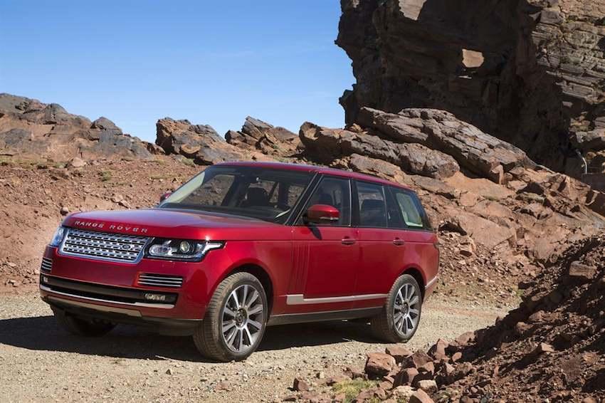 Range Rover gebraucht günstig kaufen
