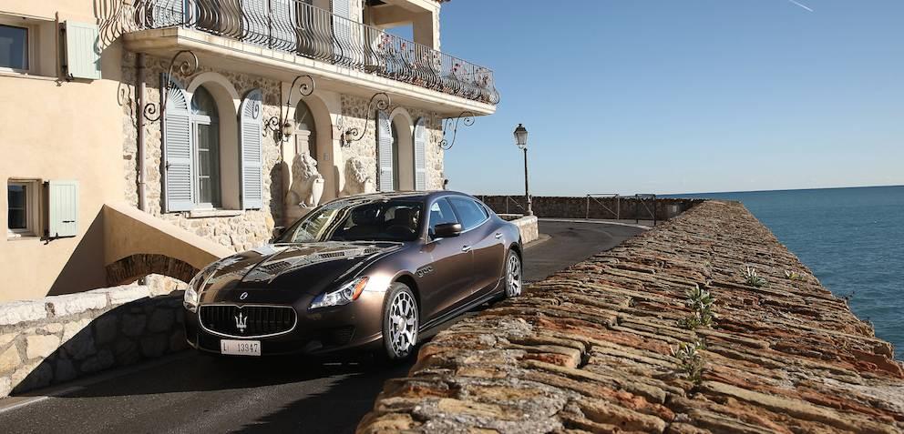 günstiger Maserati Quattroporte Gebrauchtwagen
