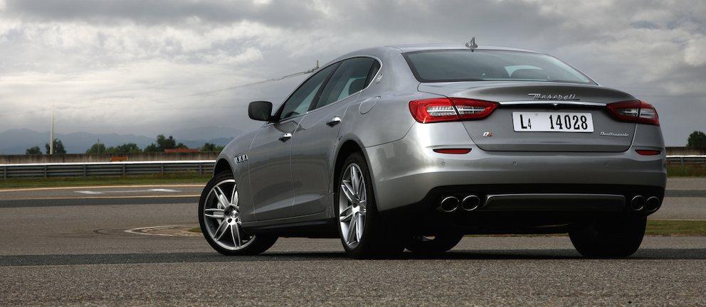 gebrauchten Maserati Quattroporte kaufen