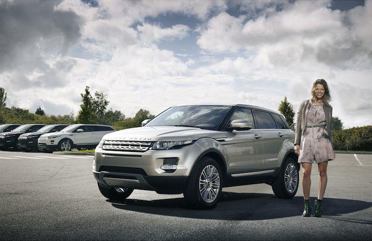 Gebrauchten Range Rover Evoque kaufen oder leasen