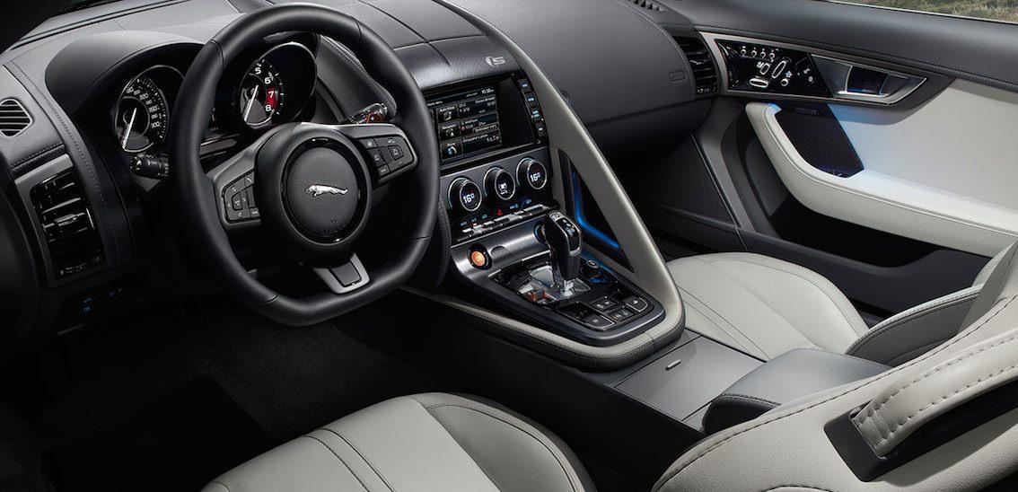 Jaguar F Type Coupe Kaufberatung innen