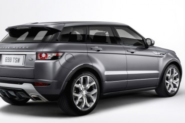 Range Rover Evoque Leasen