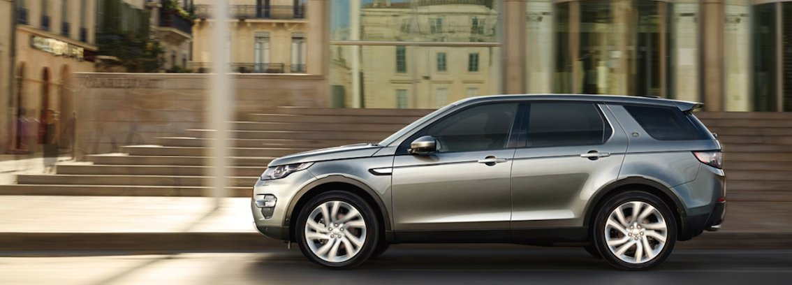 Fahrbericht Land Rover Discovery Sport 2015