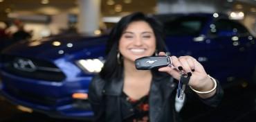 Ford Mustang 2015 Aufpreis