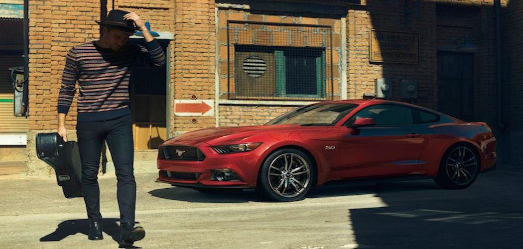 Ford Mustang 2015 Preisliste