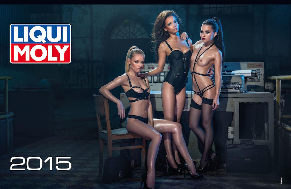 Liqui Moly 2015 Kalender