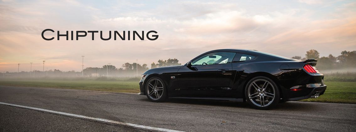Chiptuning Ford Mustang GT 2015