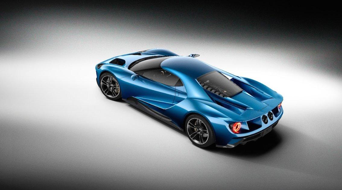 Ford GT 2016 Vorstellung
