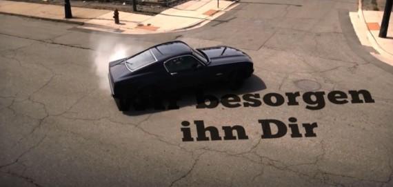 Ford Mustang 2015 Wir besorgen ihn Dir