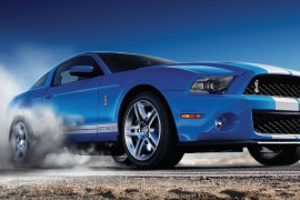Ford Mustang GT500 2012 Tuning