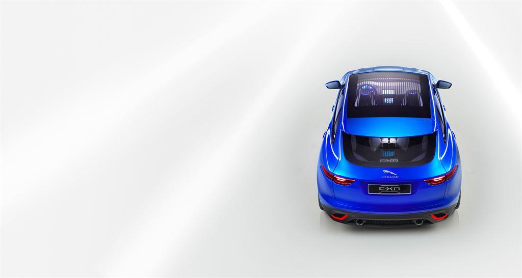 Jaguar F Pace SUV Crossover Geländewagen 2016