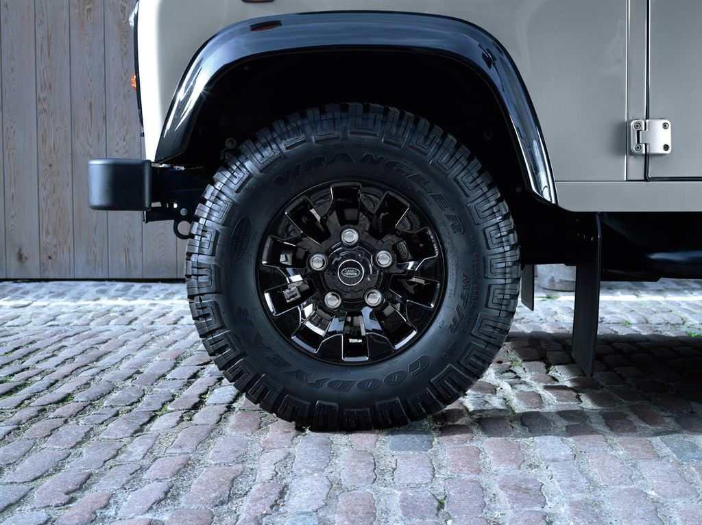 Land Rover Defender Autobiography Felgen