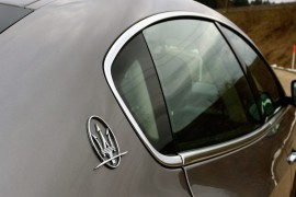 Maserati Quattroporte Diesel Fahrbericht