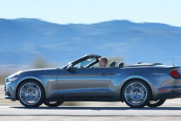 Ford mustang 2015 Unterschiede zur US Version