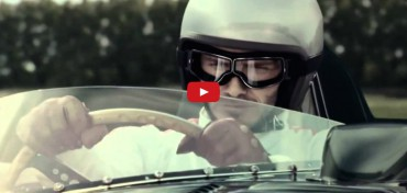 Jaguar F Type David Beckham Video