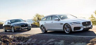 Jaguar XF Sportbrake 2018 weiß
