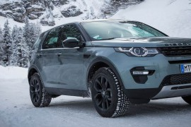 Land Rover Discovery Sport 2015 Beitragsbild