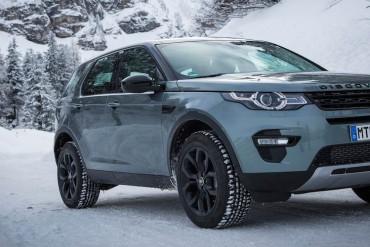 Land Rover Discovery Sport 2015 Beitragsbild