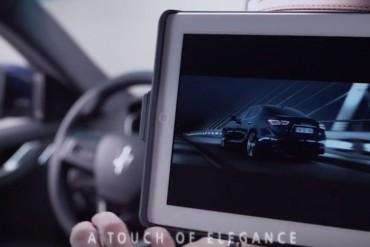 Maserati Ghibli Zubehör Video