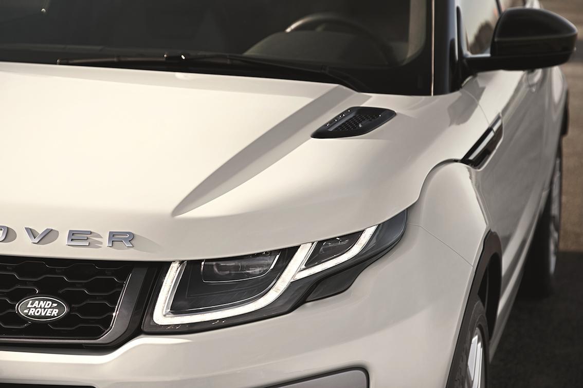 Range Rover Evoque 2016 Scheinwerfer LED