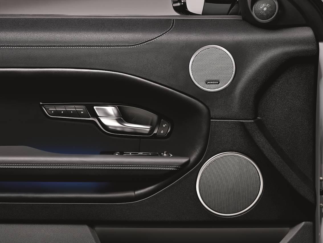 Range Rover Evoque 2016 Türverkleidung